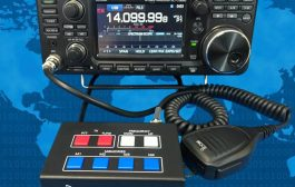 ContestConsole switching unit for ICOM radios