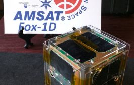AMSAT's Fox-1Cliff CubeSat Ready !