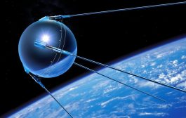 Sputnik -Earth's First Artificial Satellite
