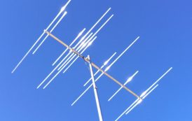 InnovAntennas  5/7 (12) element 144/70MHz Yagi (2.4m)