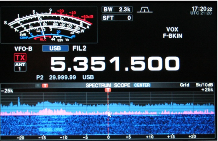 Italians gain 60m allocation  [  5MHz ]