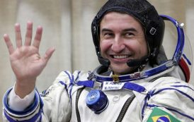 Marcos Pontes PY0AEB – Future Minister of Science and Technology in Brazil
