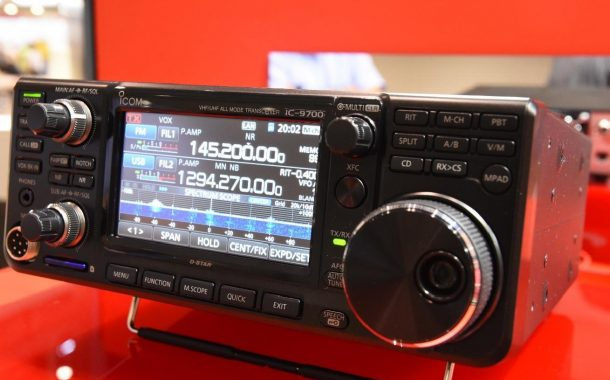 Introducing the new ICOM 9700