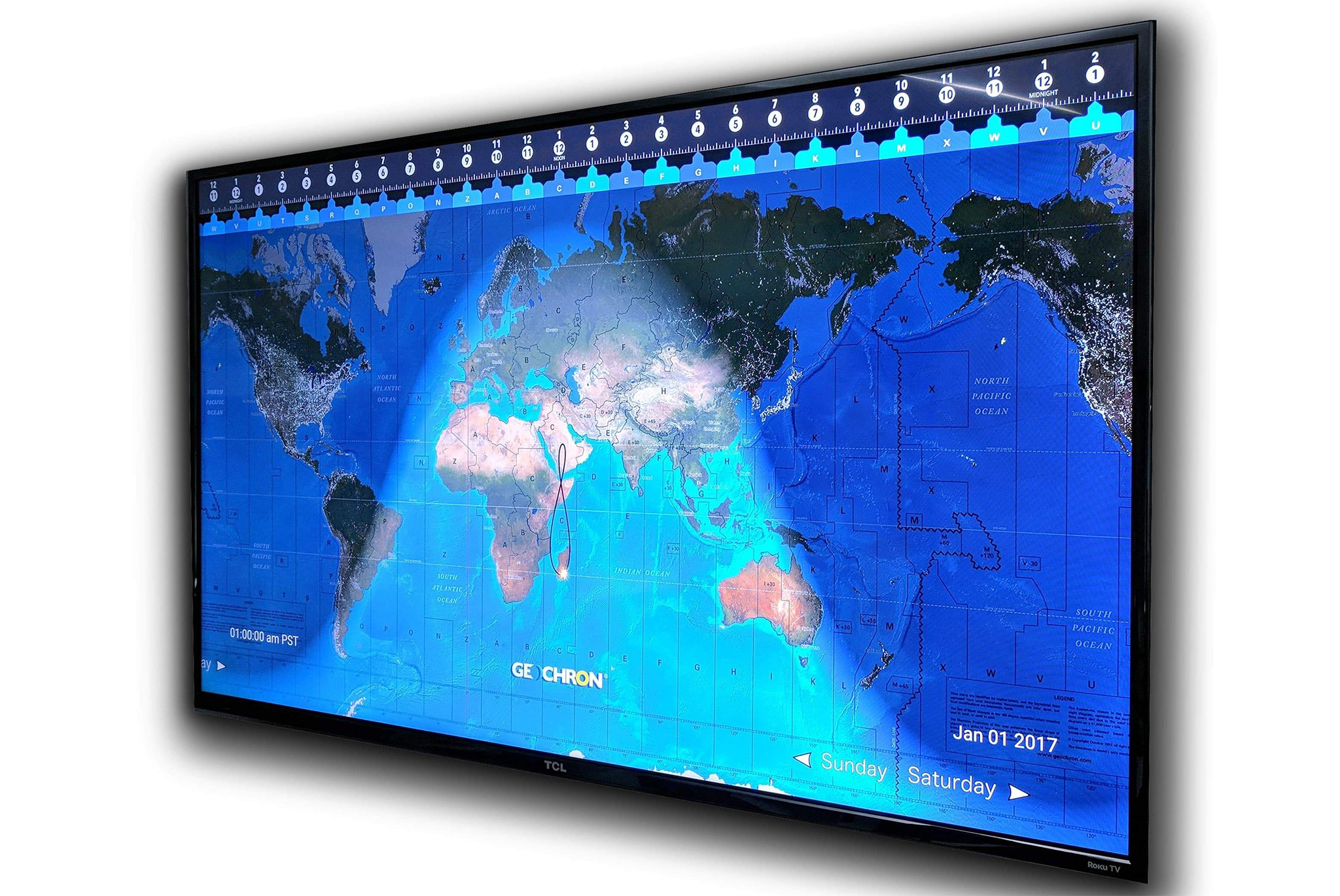 Geochron 4K World Clock – Review