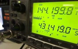 Successful VHF QSO between ZS3 and ZD7