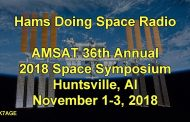 AMSAT Symposium 2018 – Hightlights