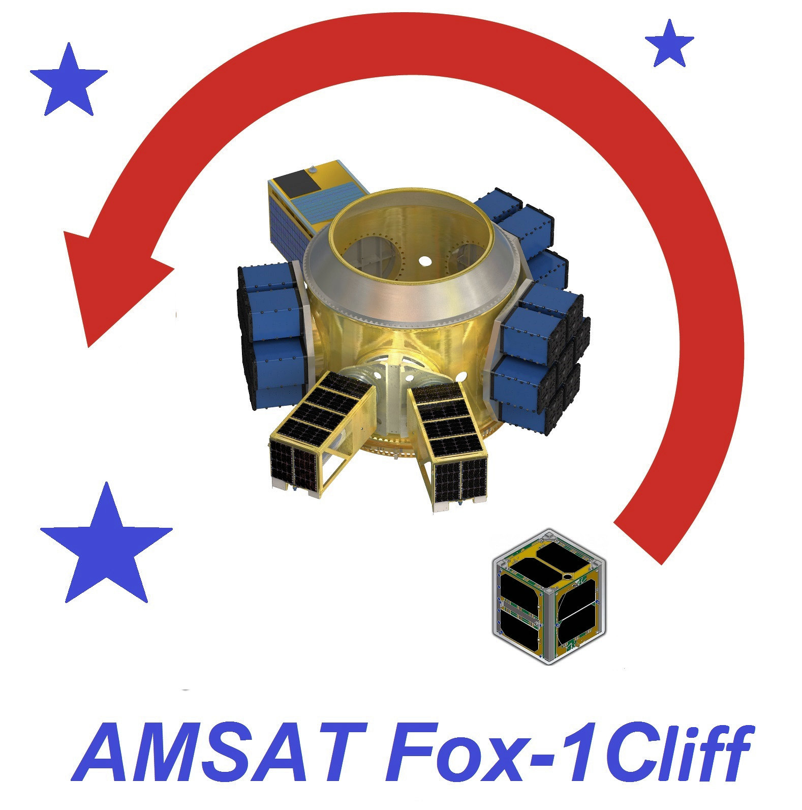 Fox-1Cliff/AO-95 Receiver Suffers Apparent Failure