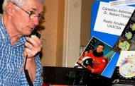 Neil Carleton, VE3NCE, Named to Canadian Amateur Radio Hall of Fame