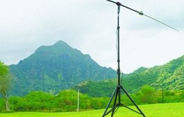Review and test of Buddipole Deluxe Antenna