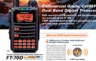 "Yaesu FT-70DR "" Full Review """