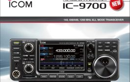 IC-9700 new release!