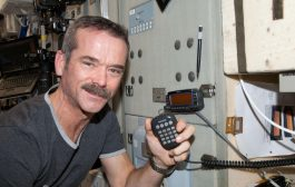 New Amateur Radio Packet Gear Awaits Unpacking, Installation on Space Station