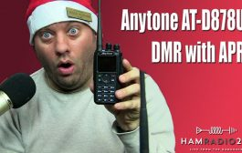 Anytone AT-D878UV Dual Band DMR HT with APRS