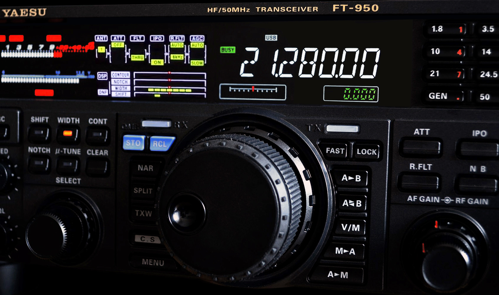 Your First HF Transceiver, Advice from Jim Heath W6LG