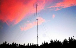 New 2200-Meter Beacon on the Air from Australia