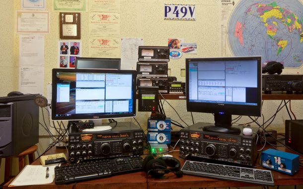 RTTY and FT8 Successfully Coexist in 2019 ARRL RTTY Roundup