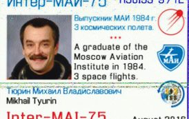 Ham radio SSTV from the Space Station