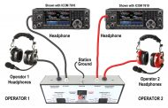 DX Engineering – RXSHARE Audio Switch DXE-RXSHARE