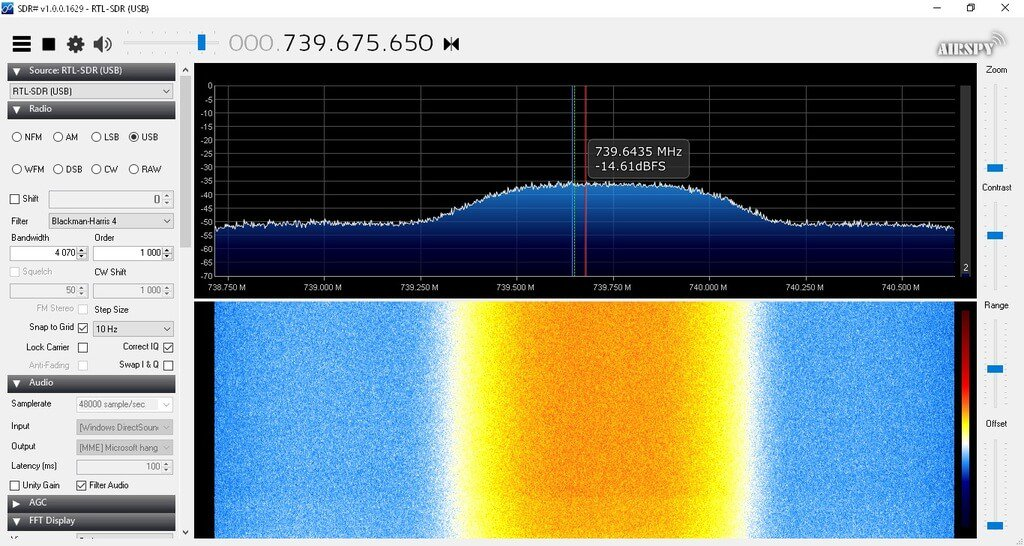 Es'hail-2 live ! TRANSPONDER TESTS