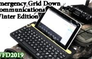 Emergency Grid Down Communications Winter Edition