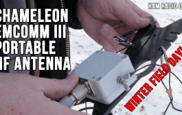 Chameleon Emcomm III Portable Antenna (Winter Field Day) – Ham Radio Q&A