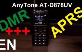 AnyTone AT-D878UV – In-Depth Review – DMR HT with APRS!