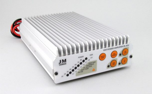 Toptek Communications PA-85V VHF Power Amplifiers
