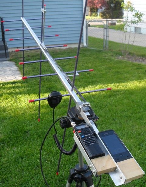 ISS Packet Radio System is Back in Operation with New Equipment