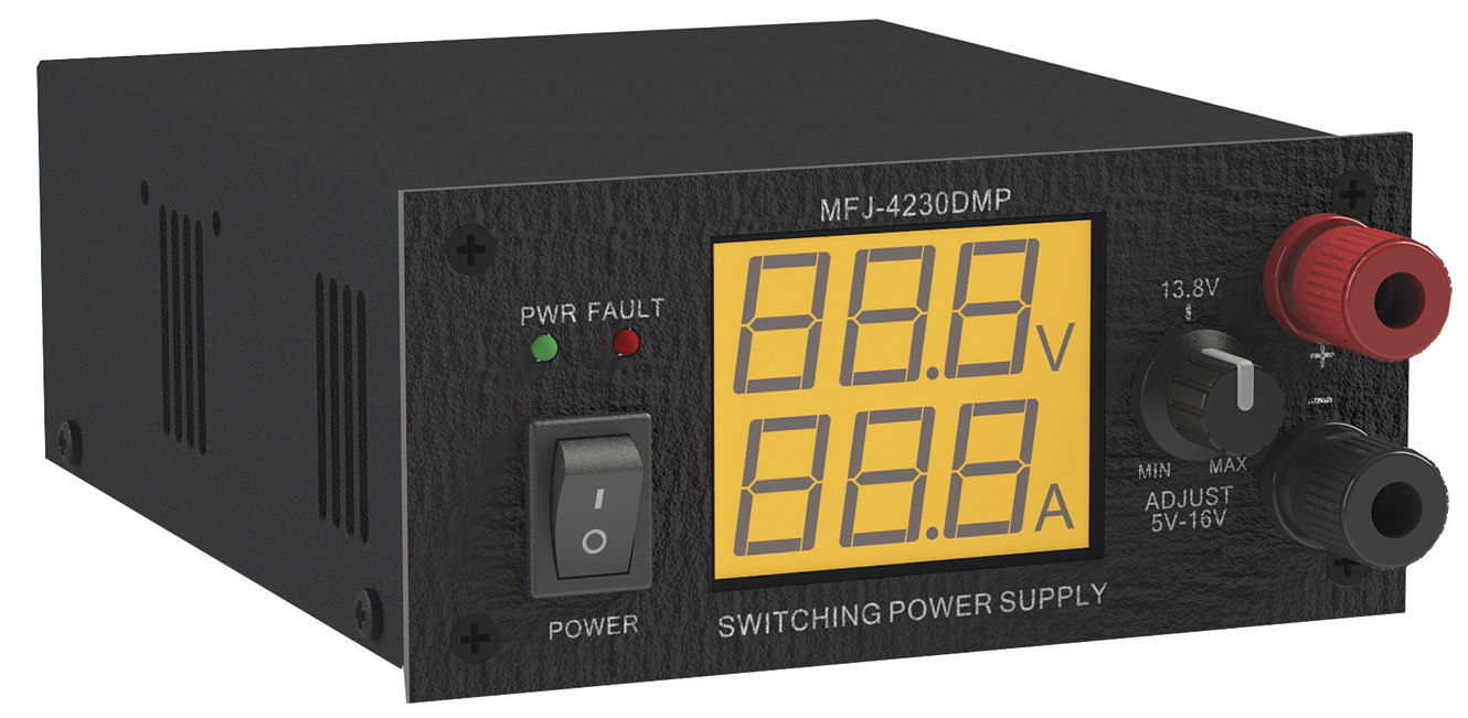 MFJ 4230DMP Power Supply – Review