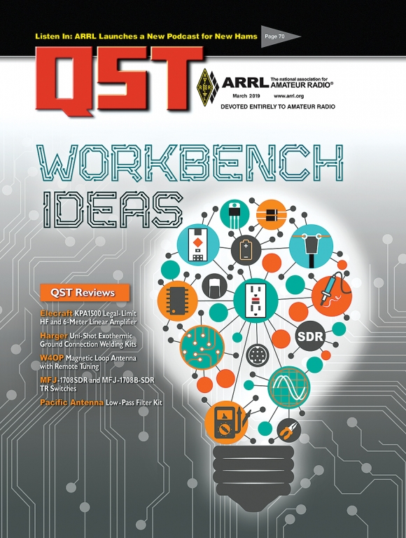 The March Edition of Digital QST is Now Available!