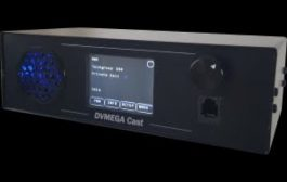 BlueDV DVMEGA Cast, DSTAR/DMR/Fusion All In One Radio