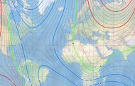 Earth's Magnetic North Pole Shifts toward Siberia