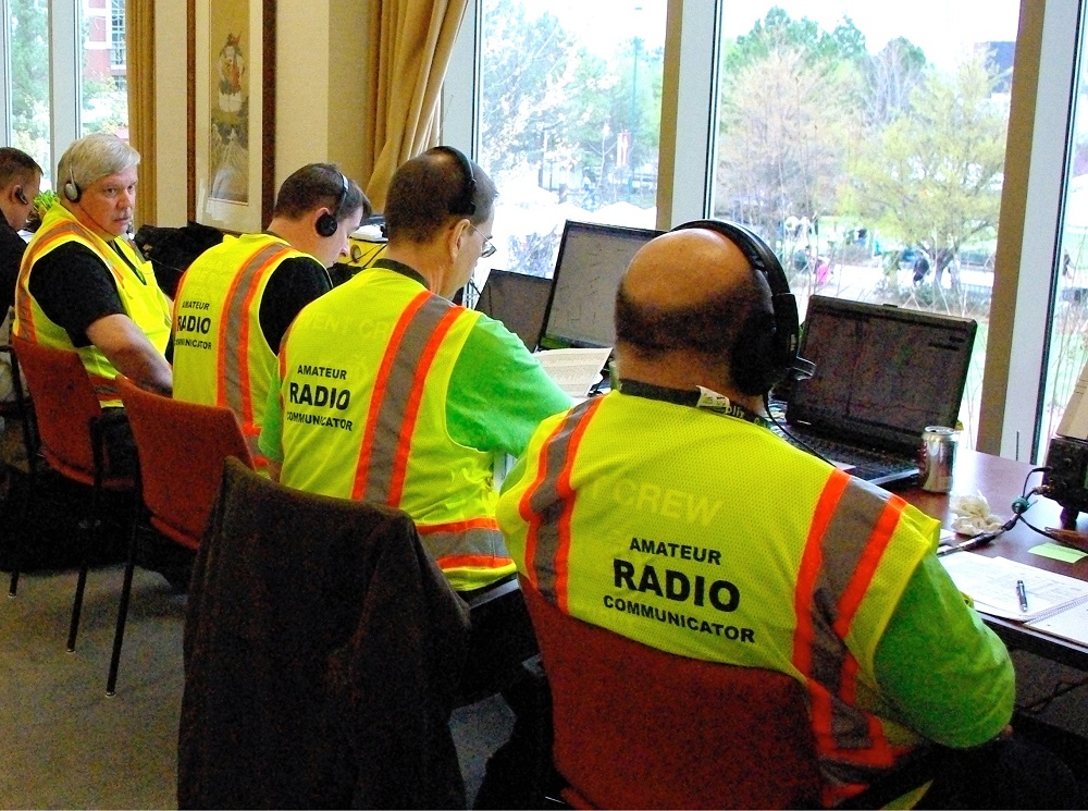 Amateur Radio Volunteers Activate Following California Flooding