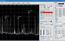 STEVE ANDREW'S SPECTRUM ANALYSER SOFTWARE