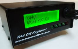 K44 CW Keyer & Reader w/Keyboard I/F by K1EL