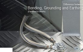Jim W6LG Talks About Grounding, Bonding, Earthing, Shielding and Protecting