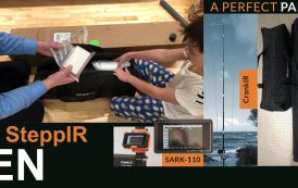 "SteppIR CrankIR + Sark-110 ""Full portable kit"" Unboxing – Part 1"