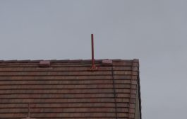 Camouflaged Ham Radio Antenna