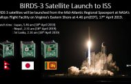 Three BIRDS Constellation CubeSats Delivered to ISS for Orbital Deployment