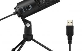 Fifine Condenser Microphone K669B Review/Test