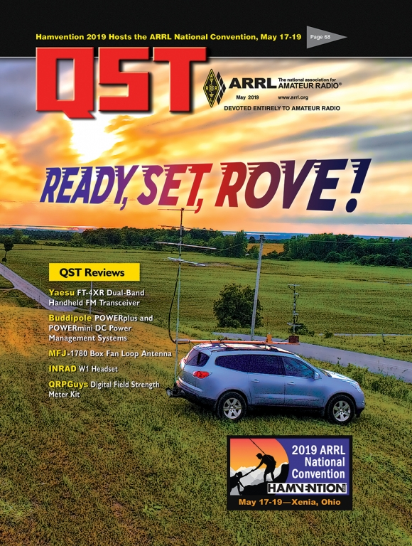 The May Edition of Digital QST is Now Available!