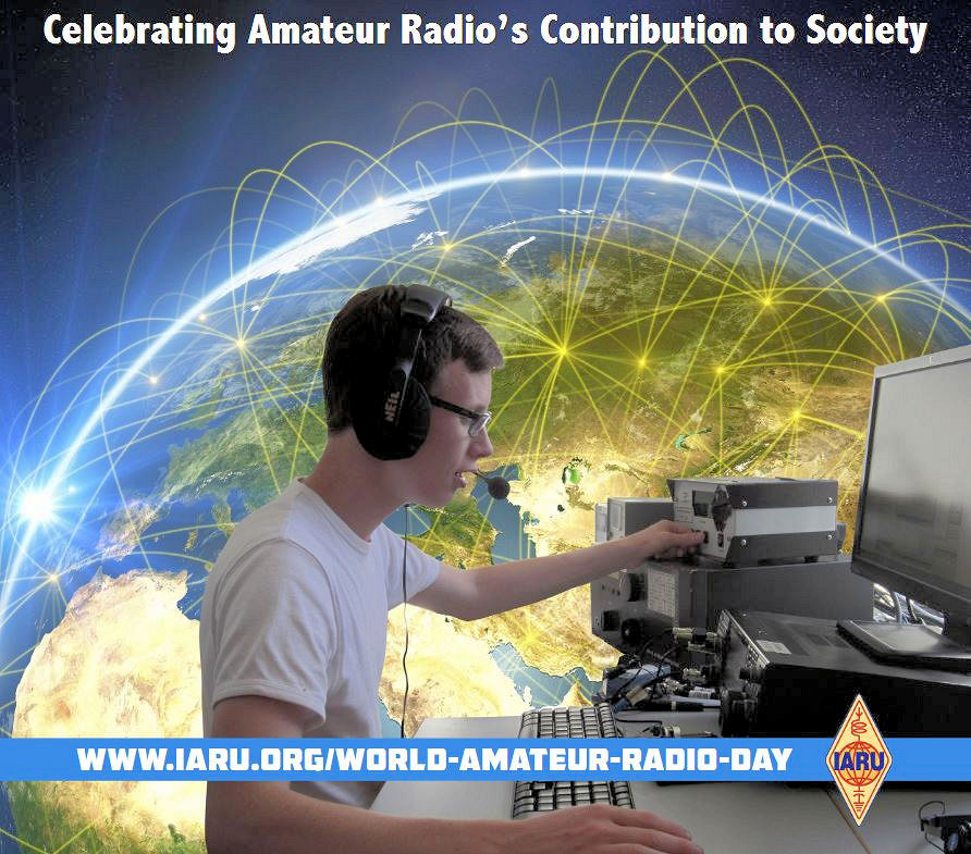 World Amateur Radio Day 2019 Marks International Amateur Radio Union Founding
