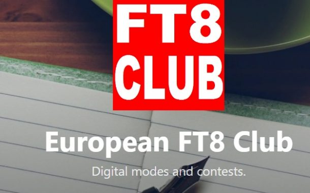 FT8 Contest Set for April 13 –14