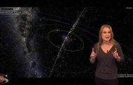 Lyrid Meteors Come, Bright Region Leaves 04.18.2019 -Space Weather News