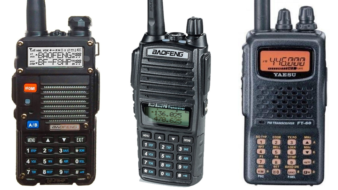 Handheld Transceivers [ ARRL PODCAST ]
