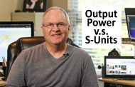 Output Power vs. S-Units