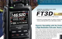 Introducing three new Yaesu FT3-DR – Hamvention