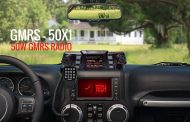 GMRS-50X1 –  50 Watt GMRS Mobile Radio from BTECH is Released