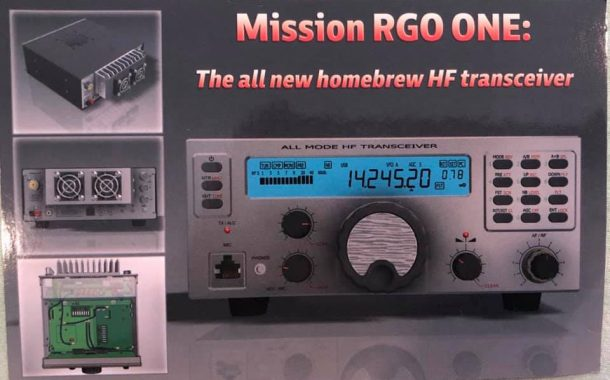 RGO ONE at Dayton HAM VENTION 2019