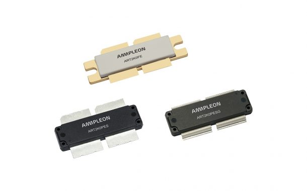 Ampleon announces the industry's most rugged 2KW RF power LDMOS transistor for ISM applications